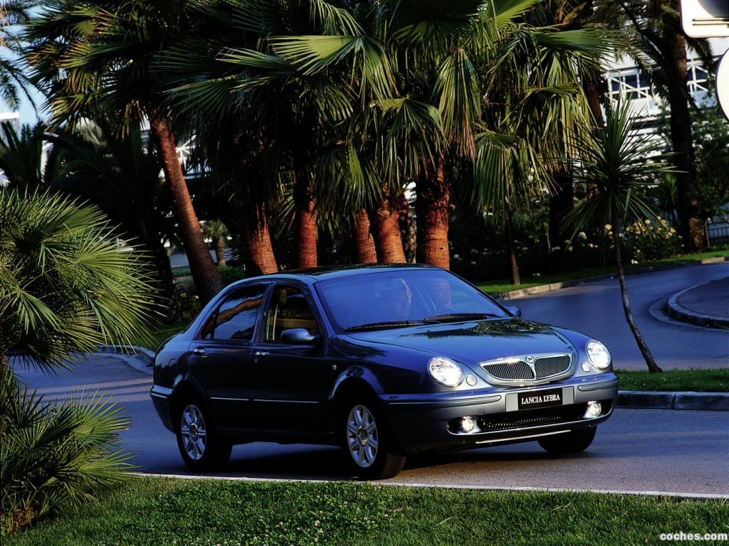 Foto 0 de Lancia Lybra 1999