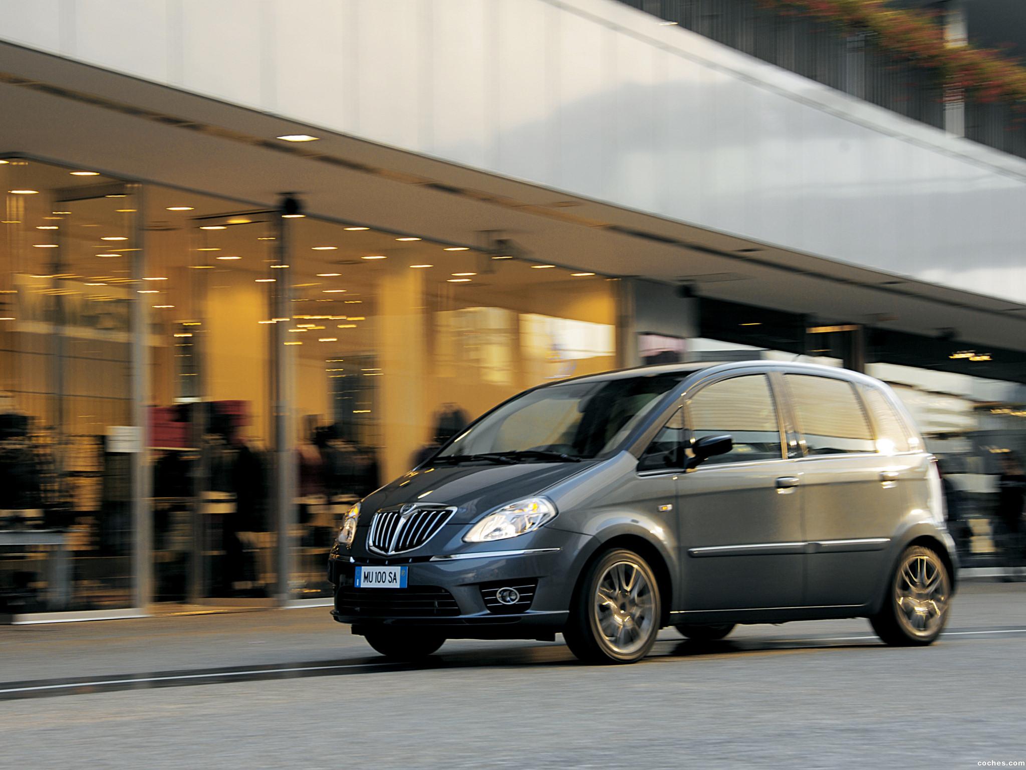 Fotos de lancia musa facelift 2008 foto 9 - Lancia musa diva ...