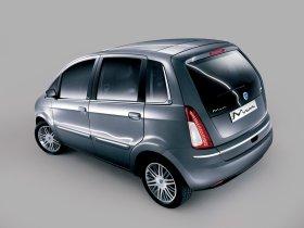 Ver foto 2 de Lancia Musa Facelift 2008