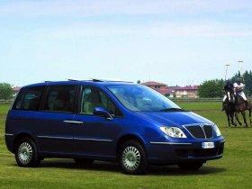 Ver foto 6 de Lancia Phedra 2002