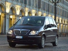 Fotos de Lancia Phedra Facelift 2008