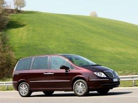 Ver foto 7 de Lancia Phedra Facelift 2008