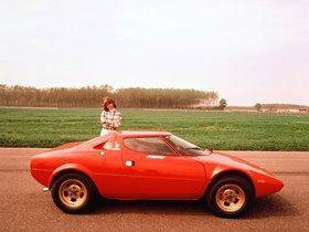 Ver foto 2 de Lancia Stratos 1973