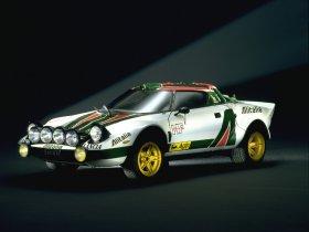 Fotos de Lancia Stratos Rally 1973