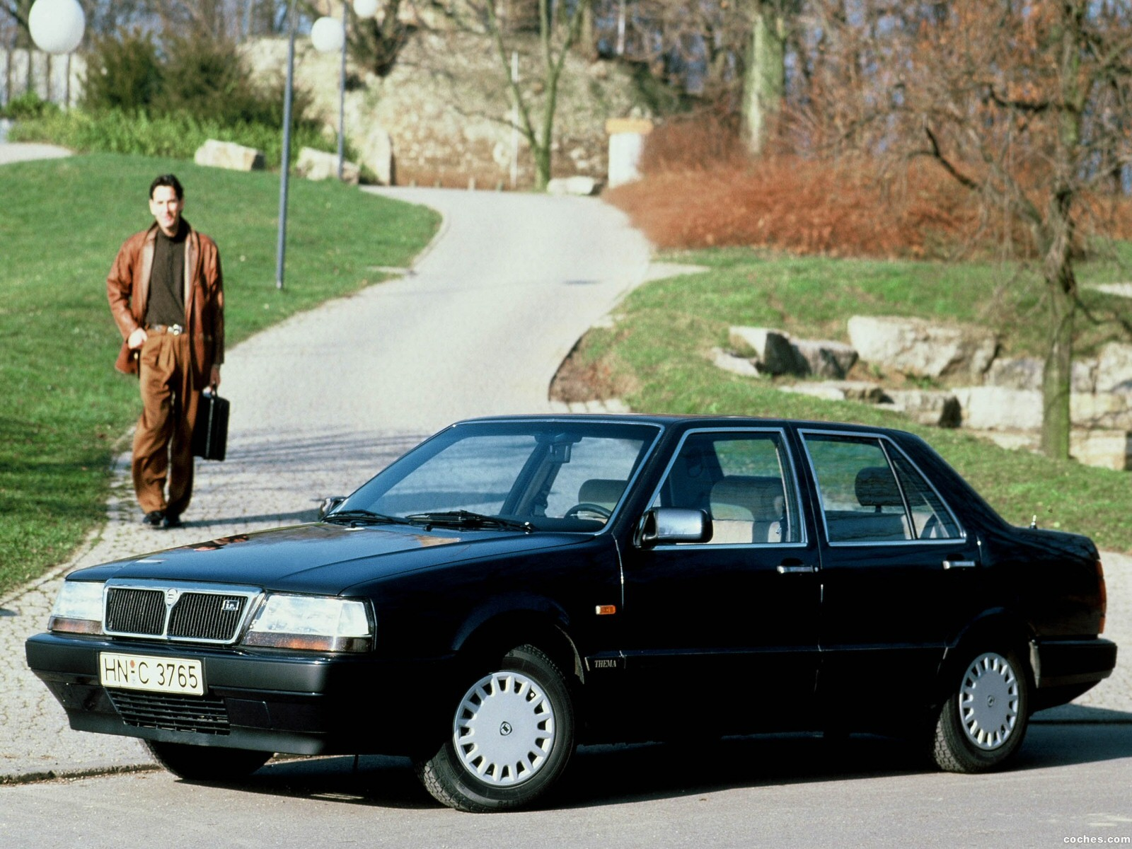 Foto 0 de Lancia Thema 1984