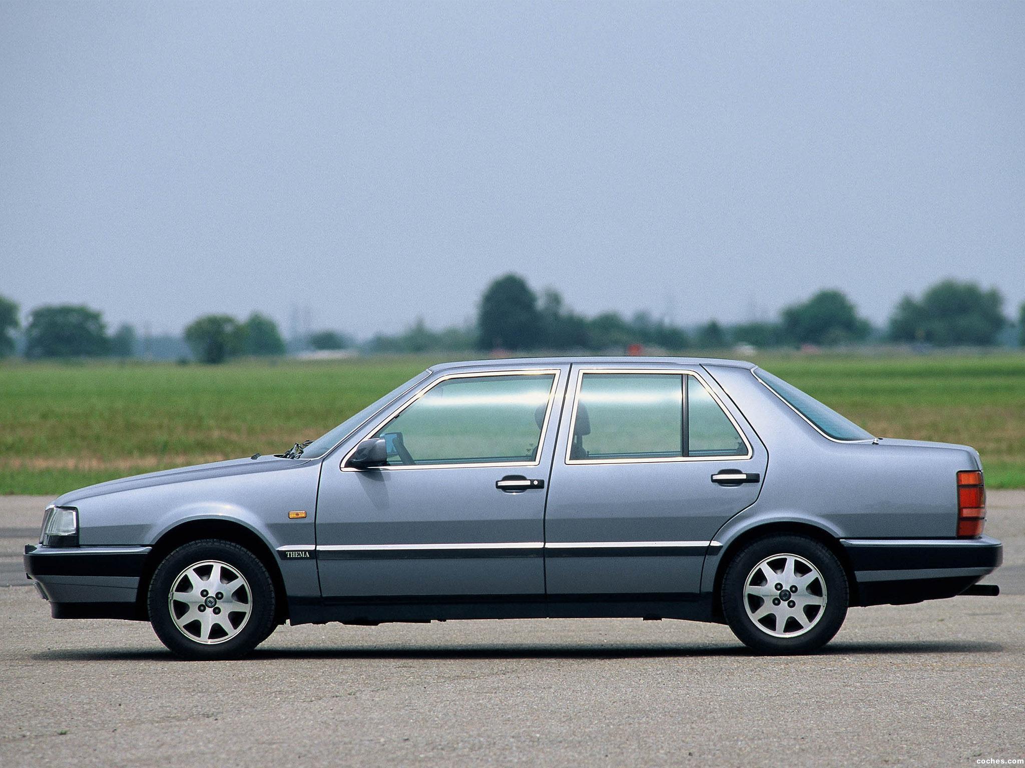 Foto 3 de Lancia Thema 1988