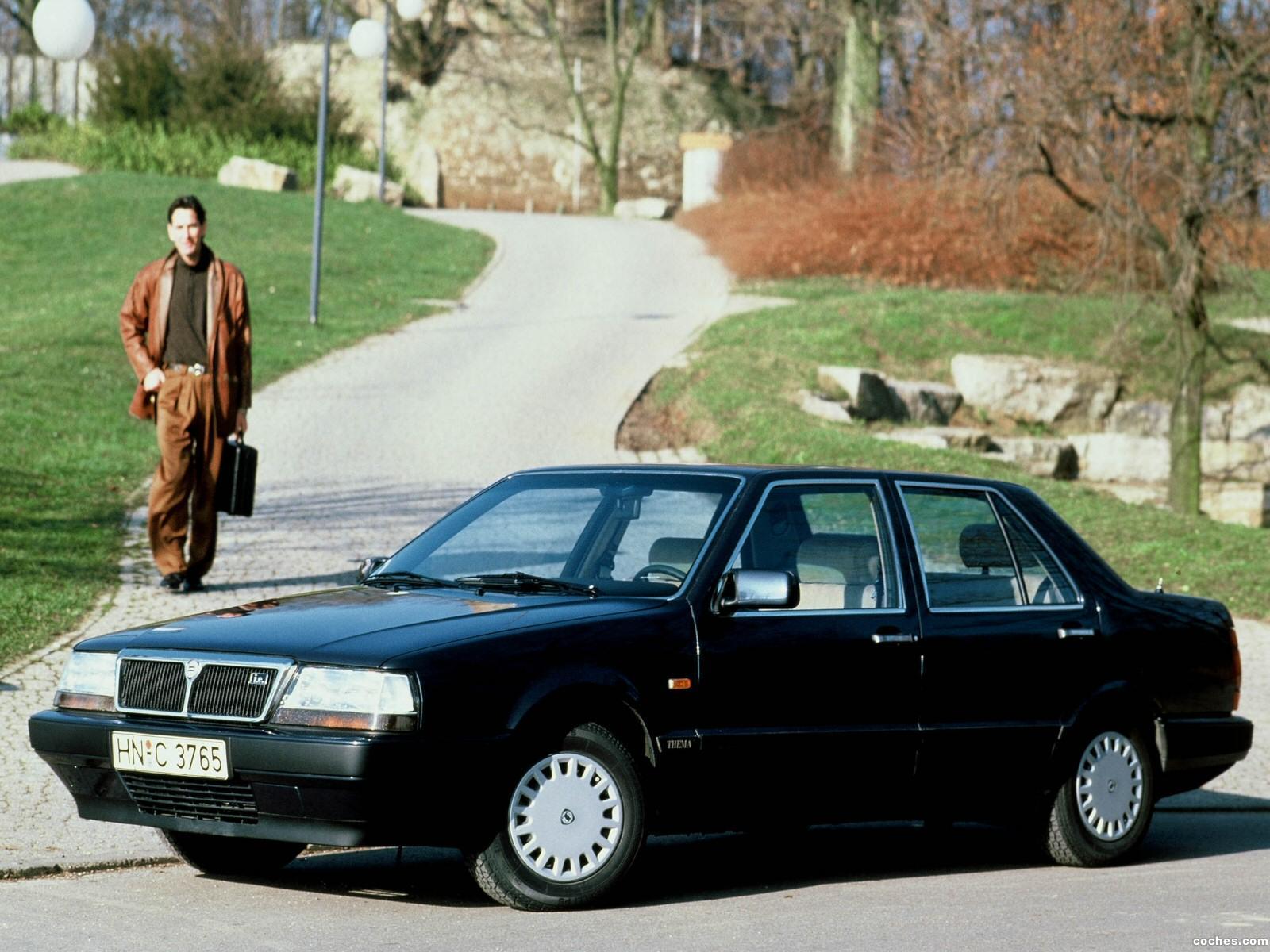 Foto 2 de Lancia Thema 1988