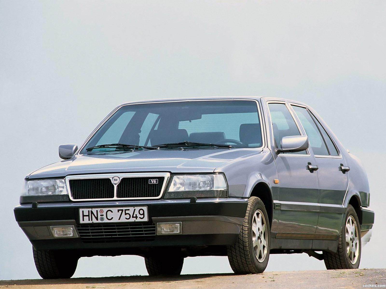Foto 0 de Lancia Thema 1988