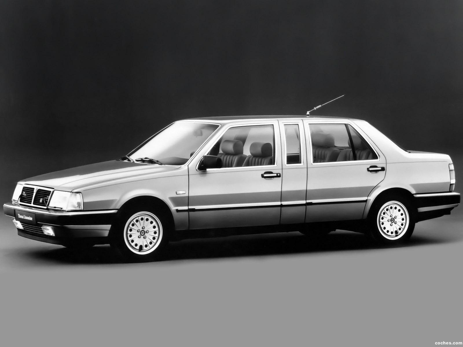 Foto 0 de Lancia Thema 2.8 V6 Limousine 1984