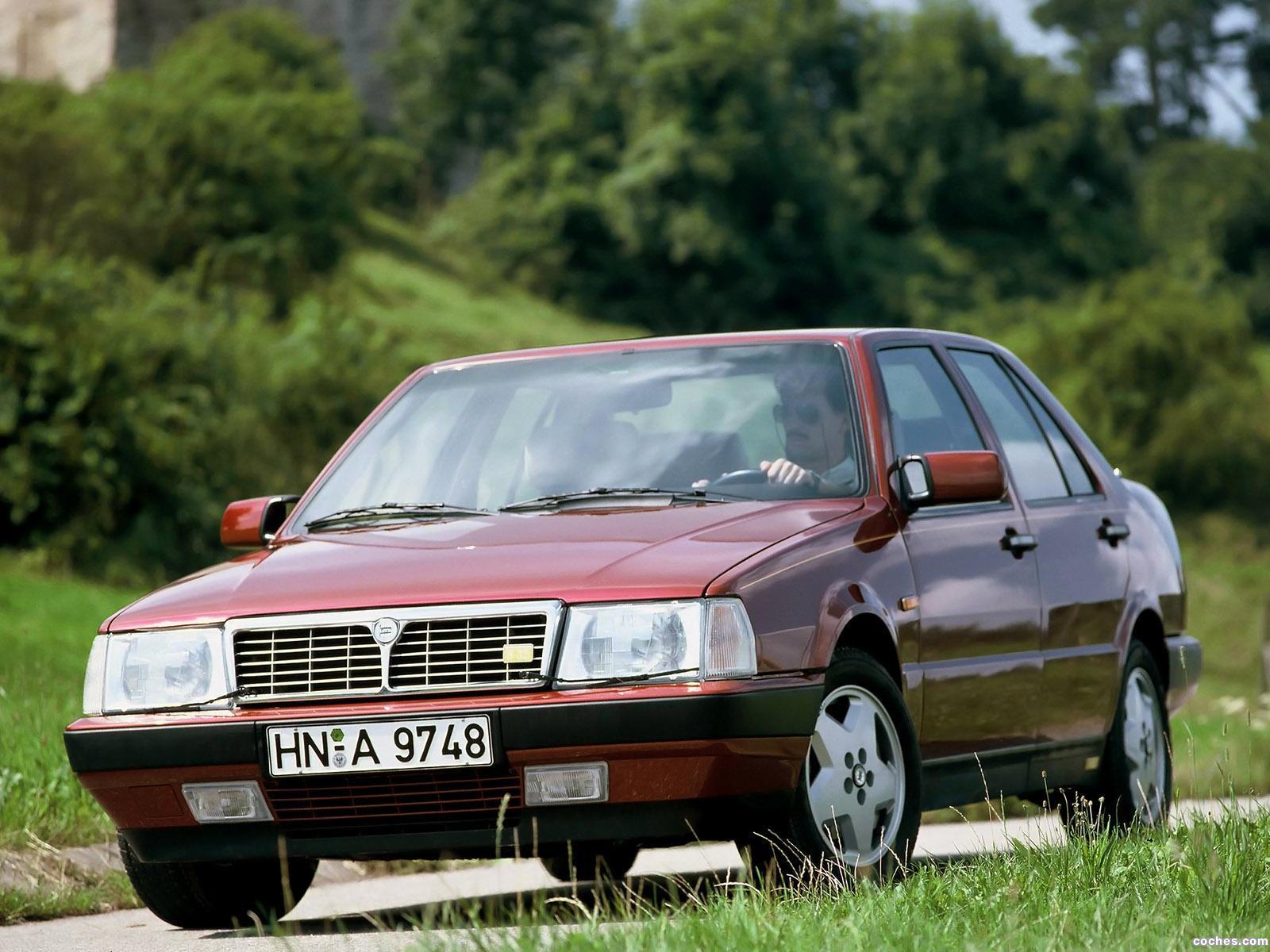 Foto 0 de Lancia Thema 8.32 1986