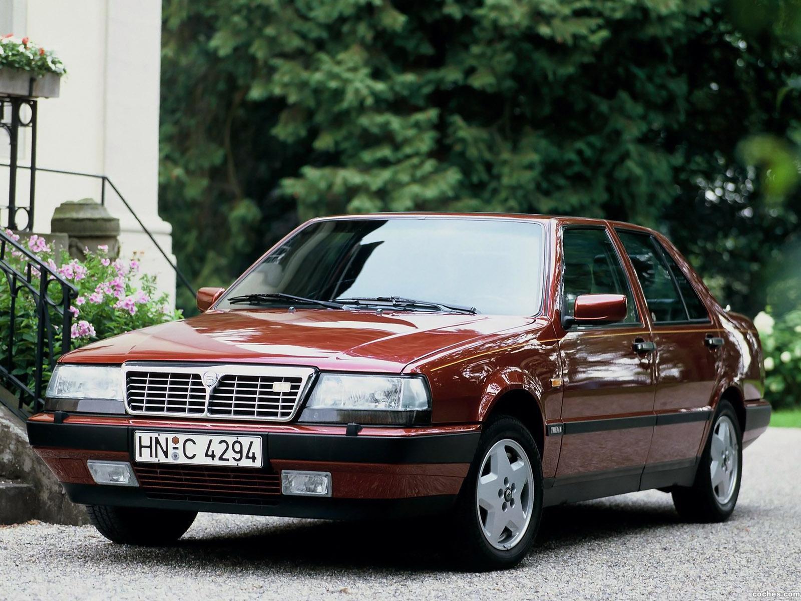 Foto 0 de Lancia Thema 8.32 1988