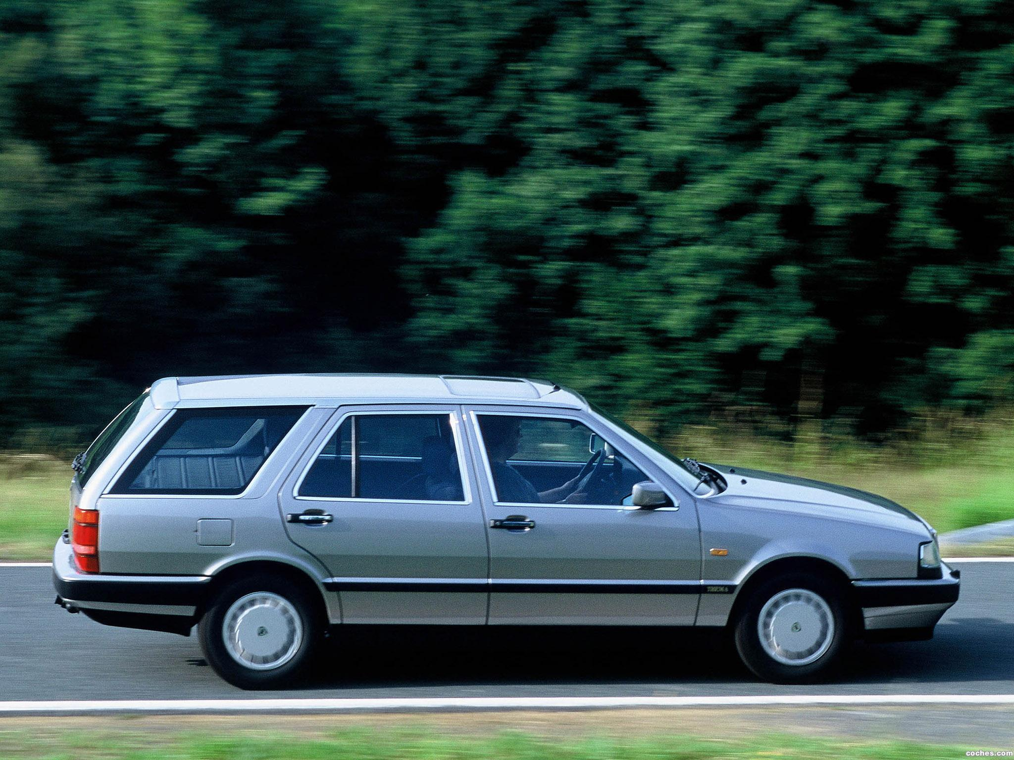 Foto 0 de Lancia Thema SW 1988