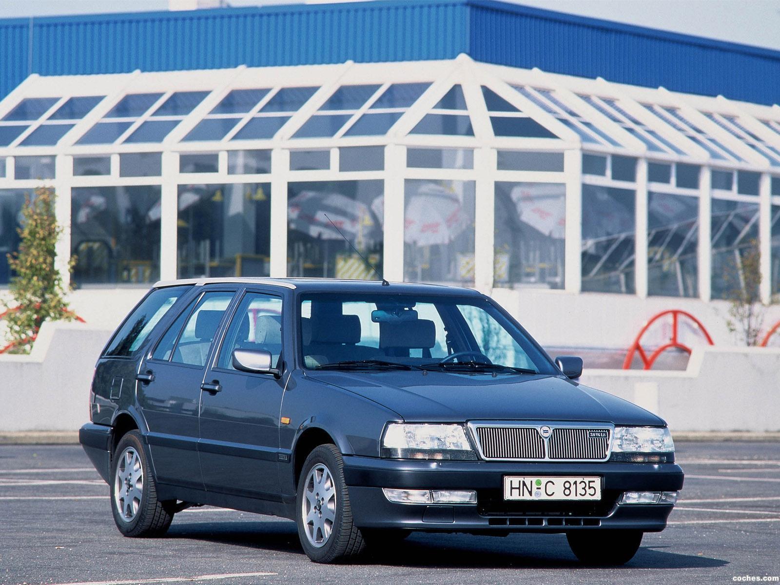 Foto 0 de Lancia Thema SW 1992