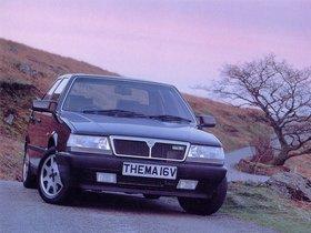 Ver foto 6 de Lancia Thema Turbo 16V 1988