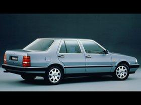 Ver foto 3 de Lancia Thema Turbo 16V 1988