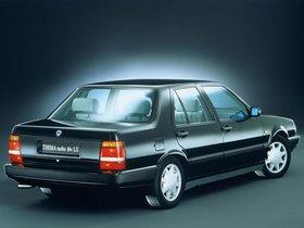 Ver foto 2 de Lancia Thema Turbo 16V 1988