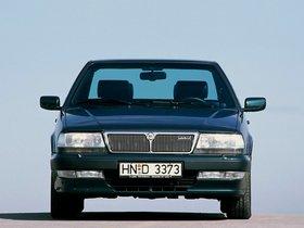 Ver foto 2 de Lancia Thema Turbo 16V 1992