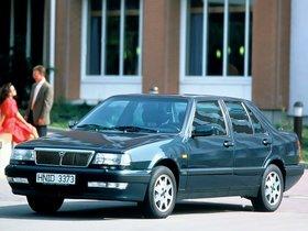 Ver foto 1 de Lancia Thema Turbo 16V 1992