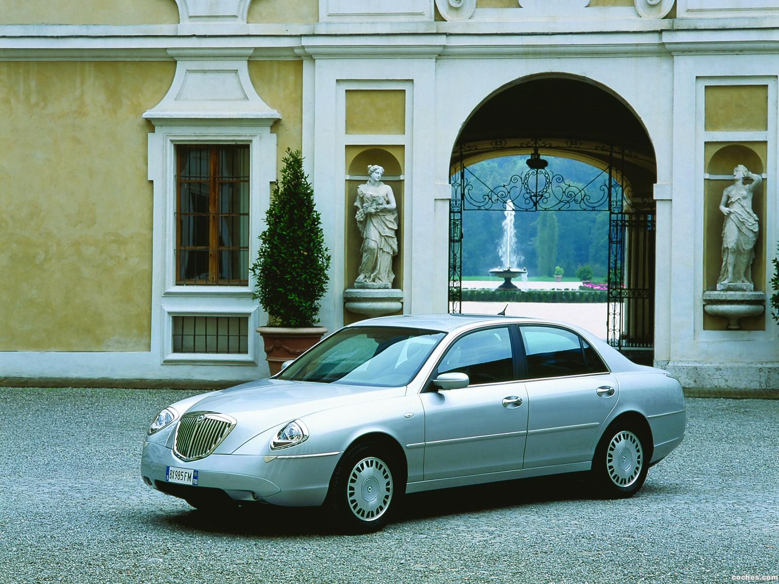 Foto 5 de Lancia Thesis 2002