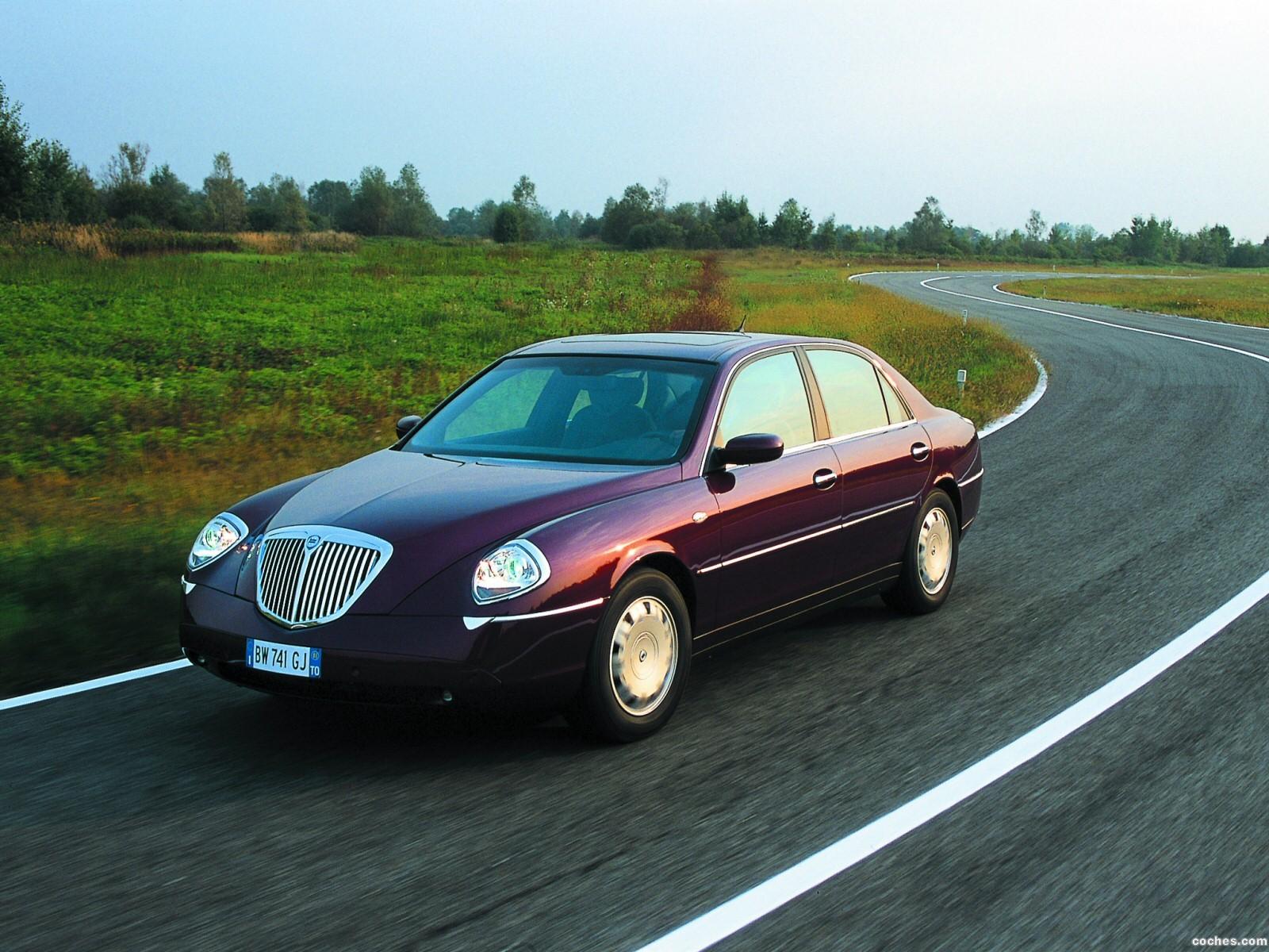 Foto 4 de Lancia Thesis 2002