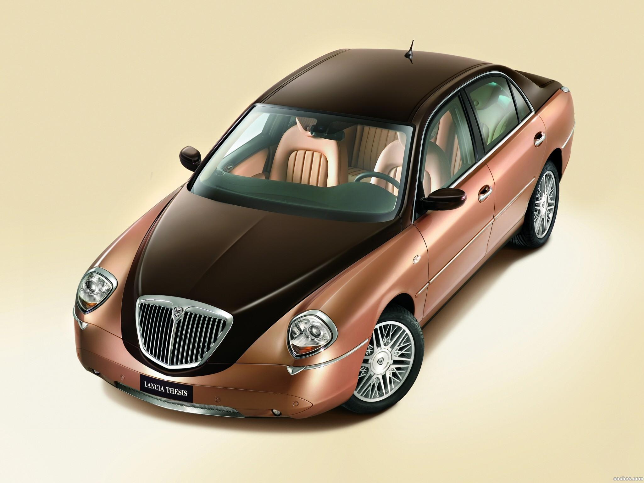 Foto 6 de Lancia Thesis 2002