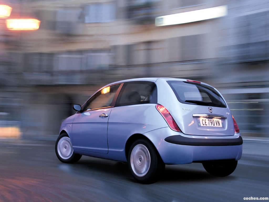 Foto 29 de Lancia Ypsilon 2003