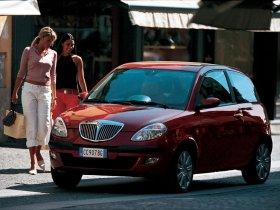 Ver foto 21 de Lancia Ypsilon 2003