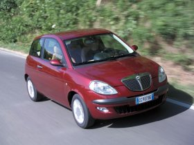 Ver foto 16 de Lancia Ypsilon 2003