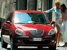 Ver foto 19 de Lancia Ypsilon 2003