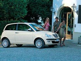 Ver foto 9 de Lancia Ypsilon 2003