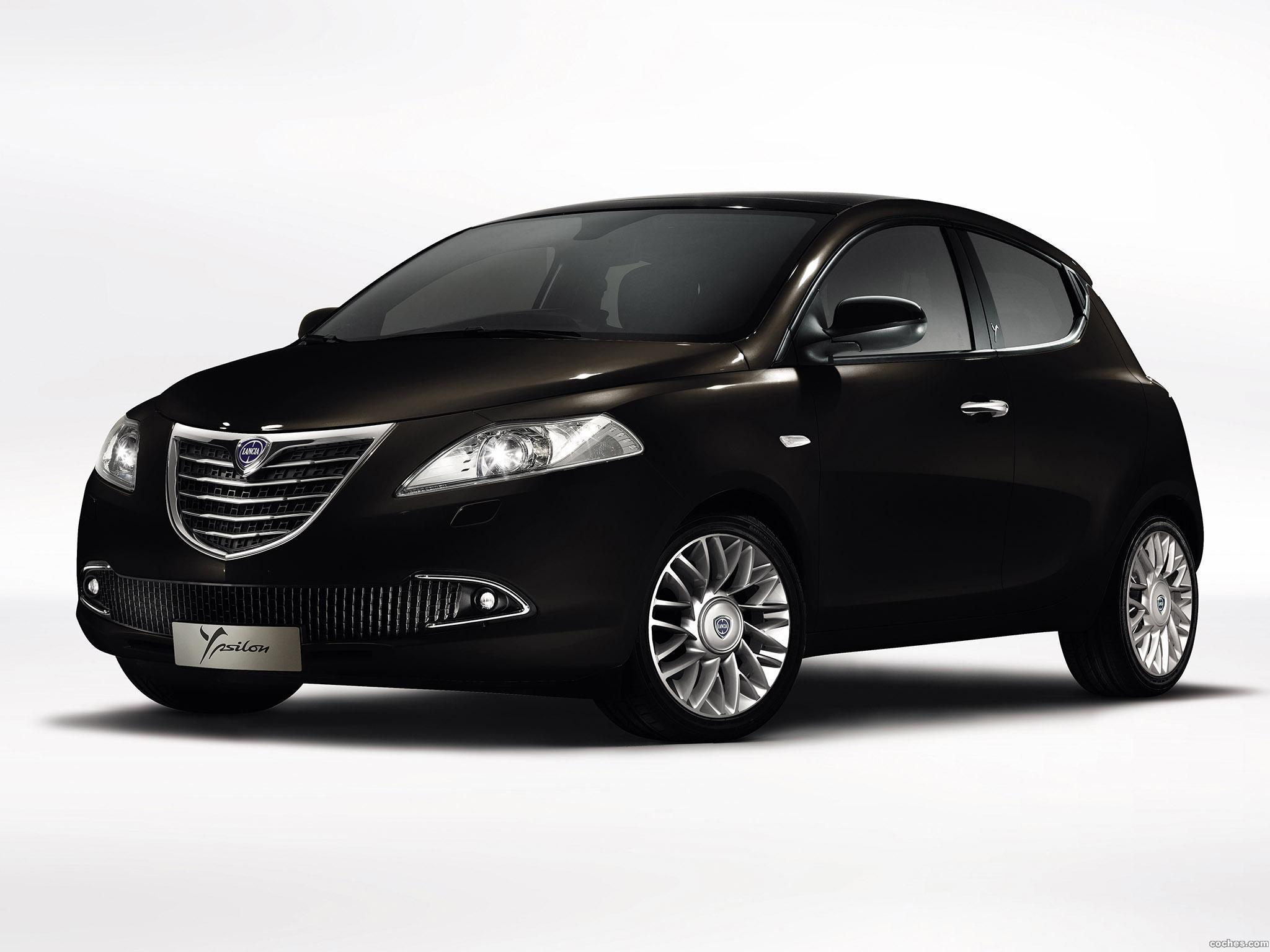 Foto 0 de Lancia Ypsilon 2011