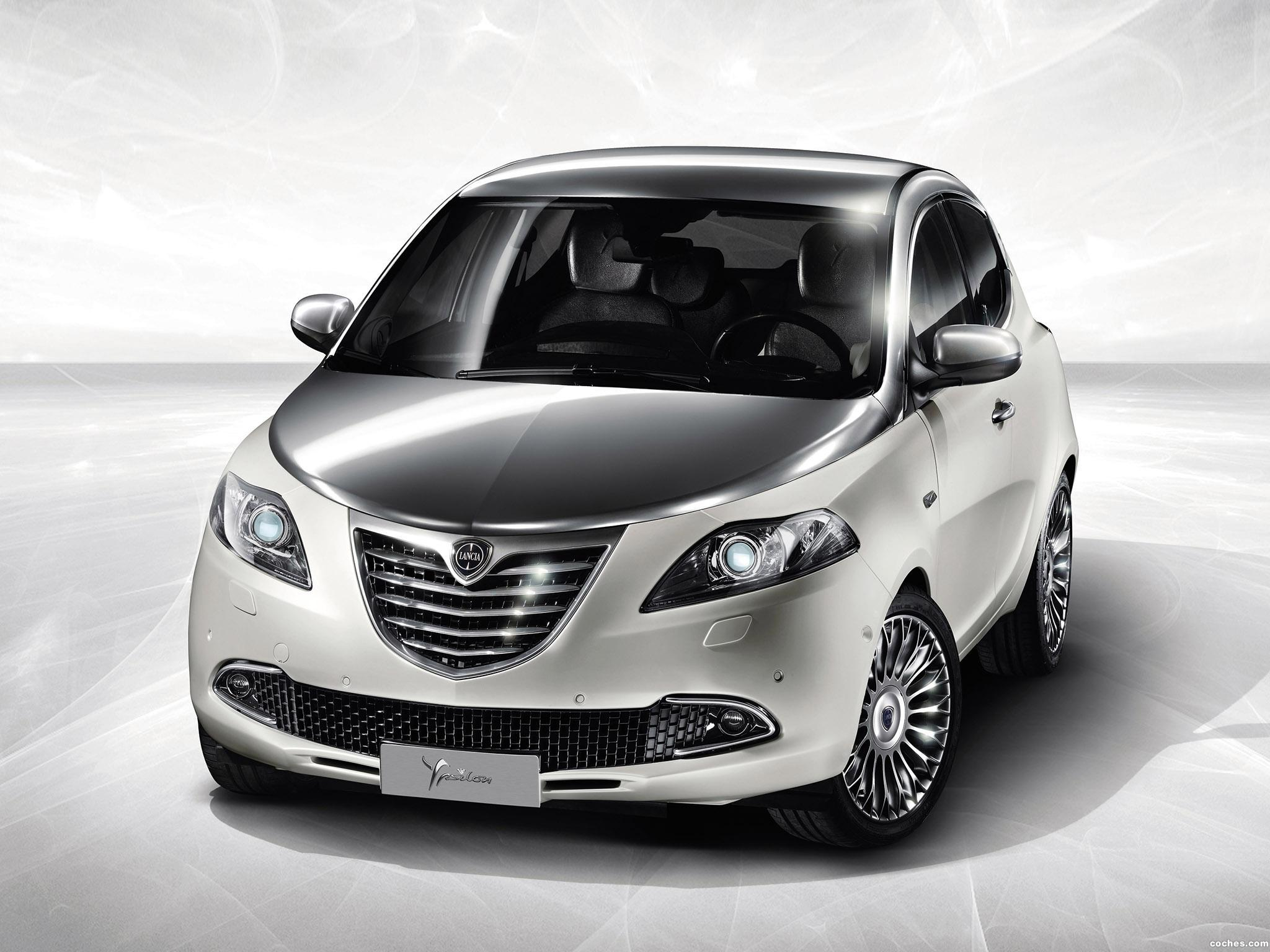 Foto 0 de Lancia Ypsilon Diamond 2011