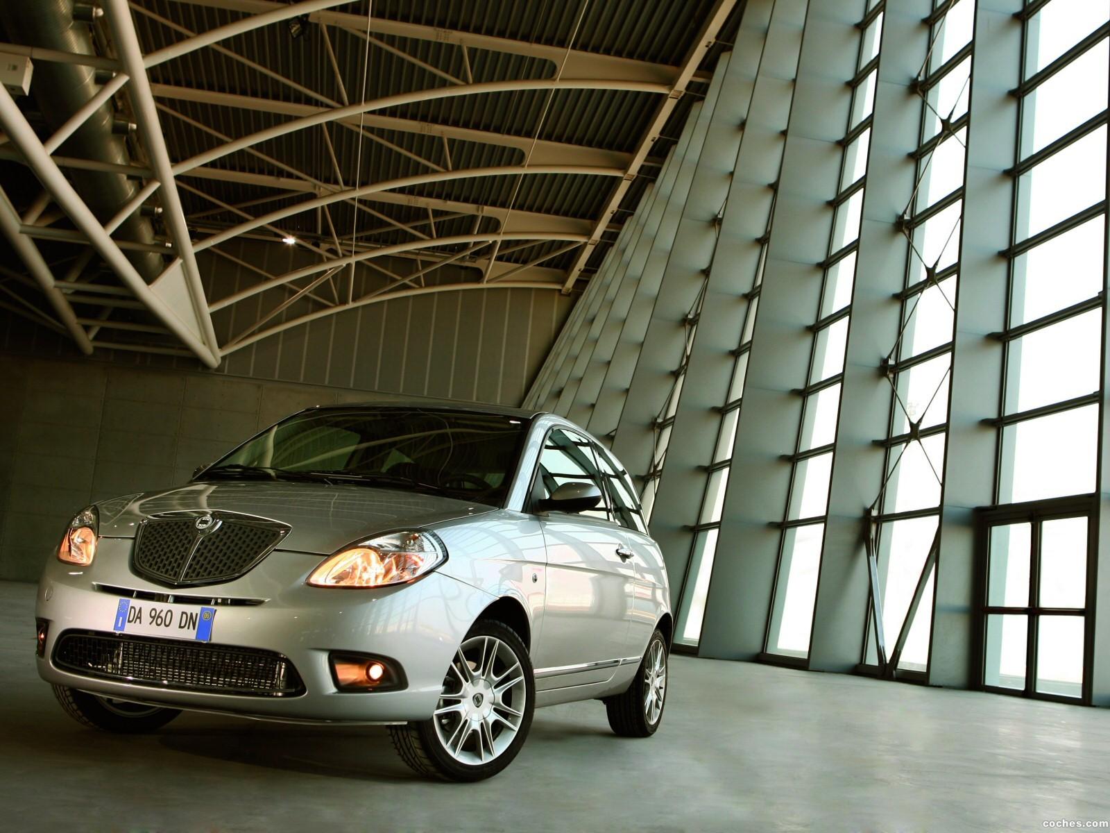 Foto 0 de Lancia Ypsilon Facelift 2006
