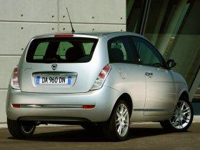Ver foto 3 de Lancia Ypsilon Facelift 2006