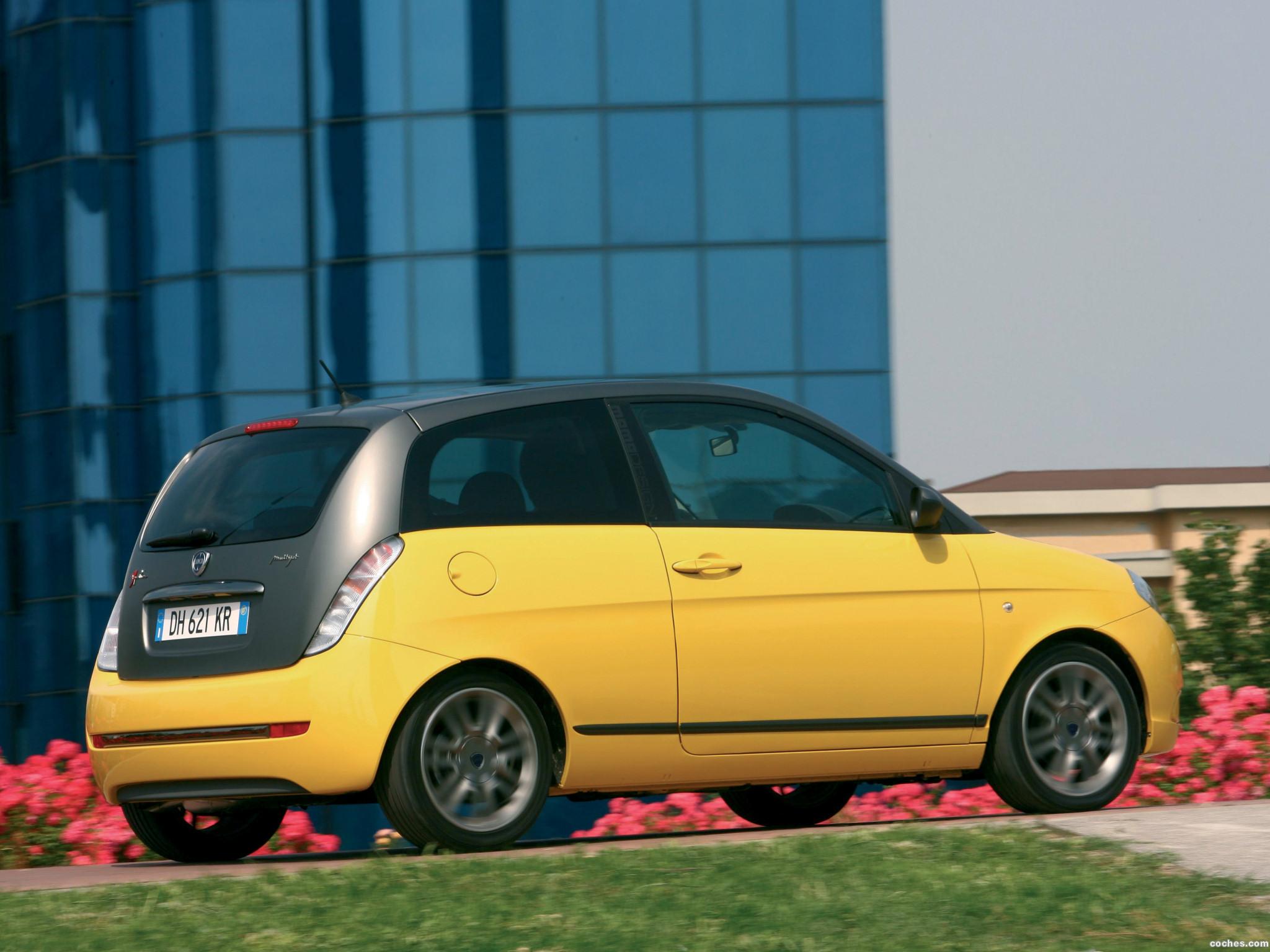 Foto 8 de Lancia Ypsilon Sport MOMO Design 2007