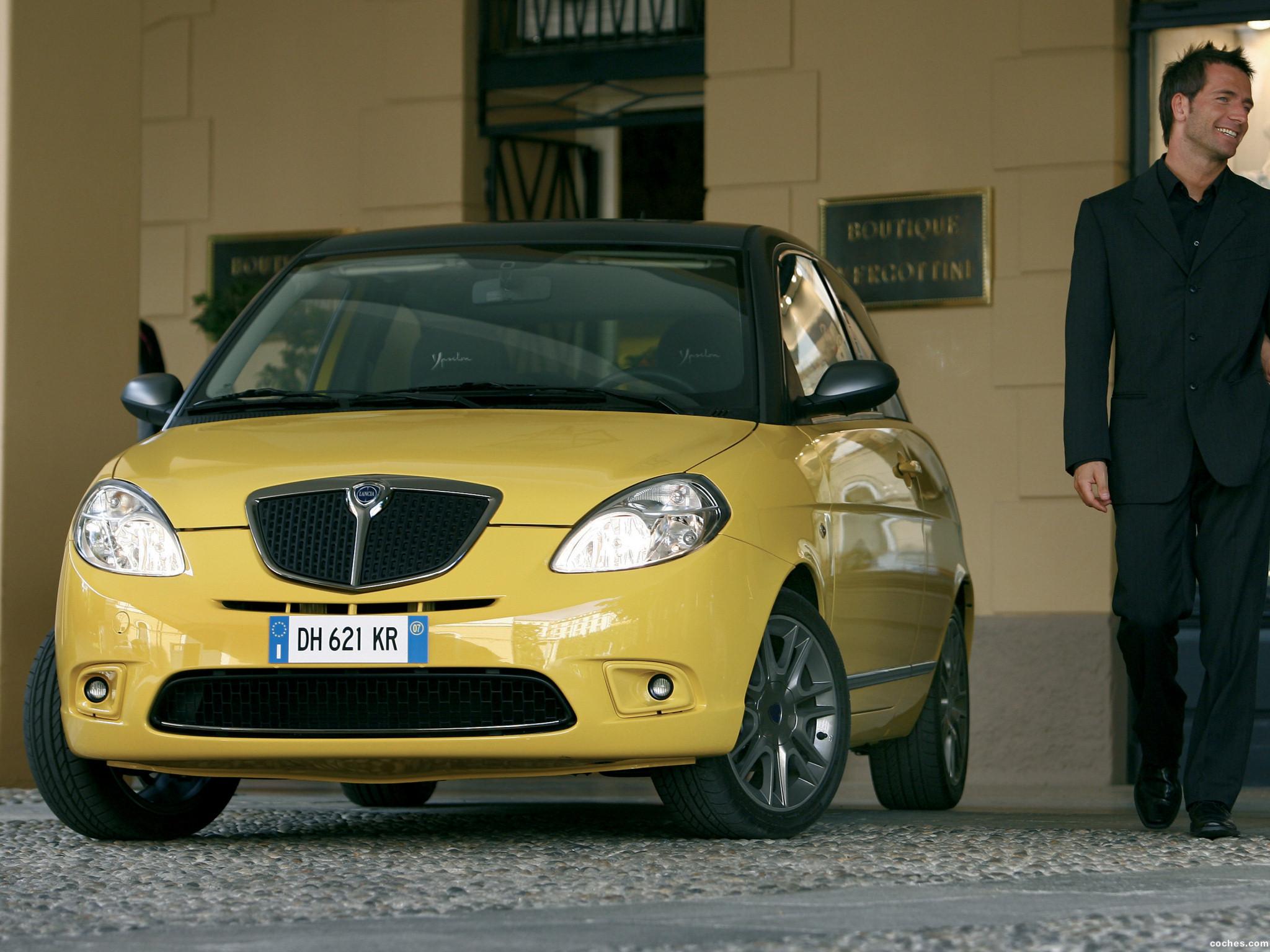 Foto 6 de Lancia Ypsilon Sport MOMO Design 2007