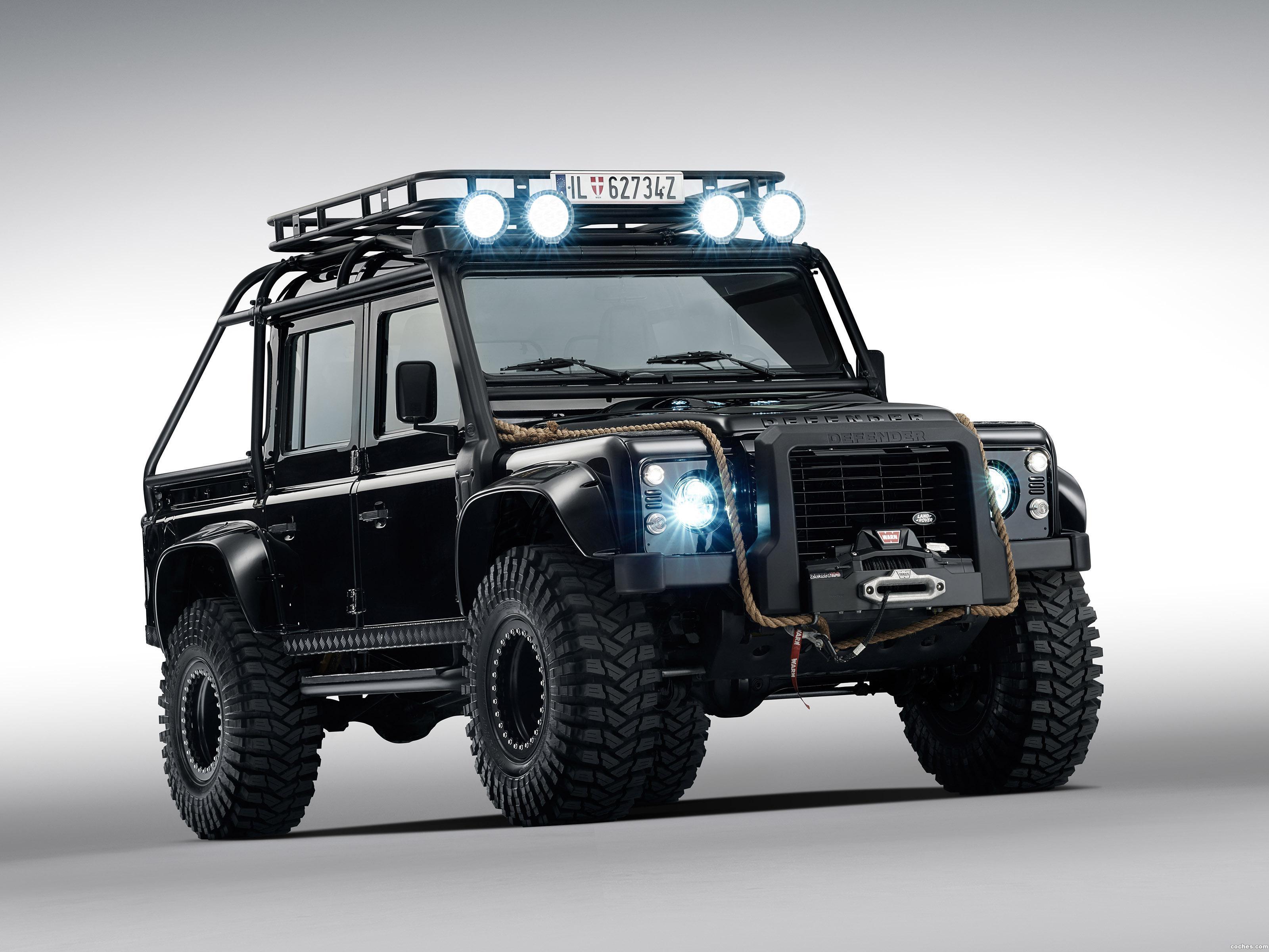 Foto 0 de Land Rover Defender 110 007 Spectre 2015