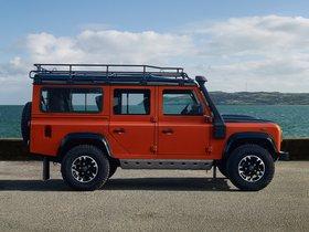 Ver foto 3 de Land Rover Defender 110 Adventure 2015