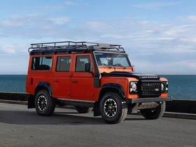 Ver foto 1 de Land Rover Defender 110 Adventure 2015