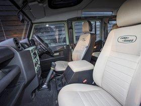 Ver foto 12 de Land Rover Defender 110 Heritage UK 2015