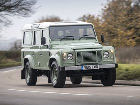 Ver foto 3 de Land Rover Defender 110 Heritage UK 2015