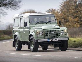Ver foto 3 de Land Rover Defender 110 Heritage UK 2015