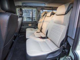 Ver foto 11 de Land Rover Defender 110 Heritage UK 2015