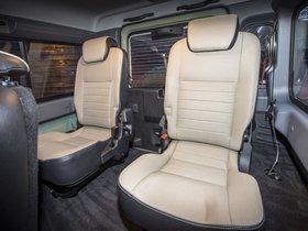 Ver foto 10 de Land Rover Defender 110 Heritage UK 2015