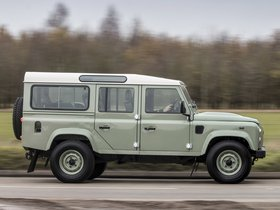 Ver foto 8 de Land Rover Defender 110 Heritage UK 2015