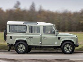 Ver foto 8 de Land Rover Defender 110 Heritage UK 2015
