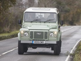 Ver foto 7 de Land Rover Defender 110 Heritage UK 2015