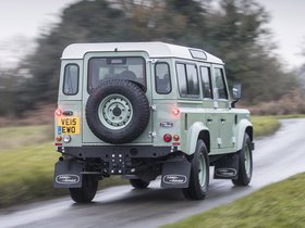 Ver foto 6 de Land Rover Defender 110 Heritage UK 2015