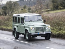 Ver foto 5 de Land Rover Defender 110 Heritage UK 2015