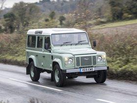 Ver foto 5 de Land Rover Defender 110 Heritage UK 2015